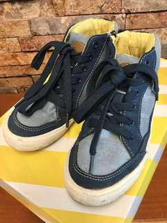 Zara Trendy boy kids shoes