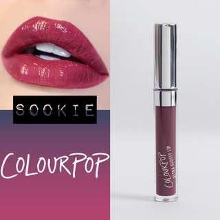 [BN] COLOURPOP Ultra Glossy Liquid Lipstick | SOOKIE