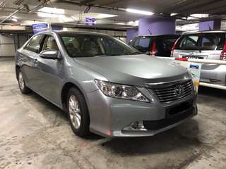 Toyota Camry 2.0E 2014