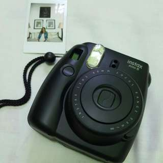 Instax Mini 8 Black Fujifilm Free Film, Batteries