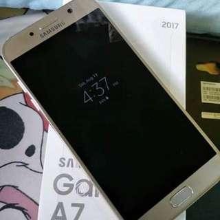 Samsung A7 2017 Bnew