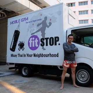 Muay Thai & Fitness Mobile Gym