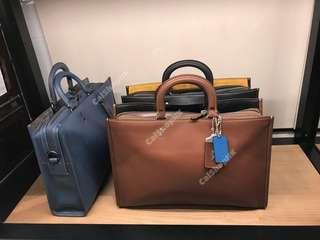 Coach men business bag