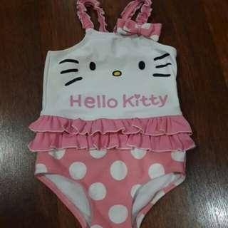 Swimming Suit Hello Kitty Ori