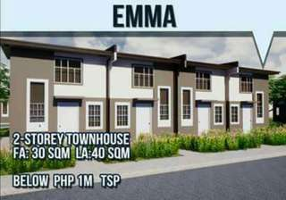 SWAK NA SA BUDGET ANG 2BEDROOM WITH CARPORT HOUSE & LOT