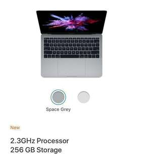 "Laptop Bundle: New Apple 13"" MacBook Pro 2018 + Apple Mouse + Apple Travel Adapters Full Set + Microsoft Office 2016 Permanent for 1 User"
