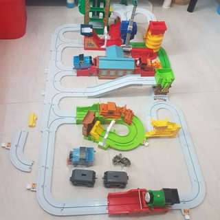 Tomy Thomas & friends big loader set