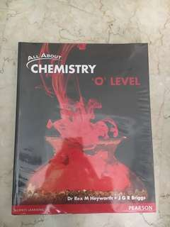 All About Chemistry O level Pure Chemistry textbook