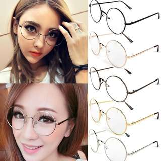 Korean Ulzzang Round Glasses Harry Potter Fashion Eyewear