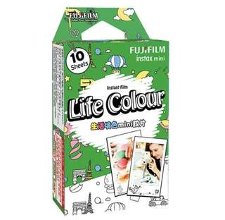 Life colour Instax Films