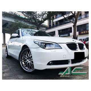 BMW E60 525i 日本外匯 僅跑七萬 經典鷹眼燈 可全額貸超低月付