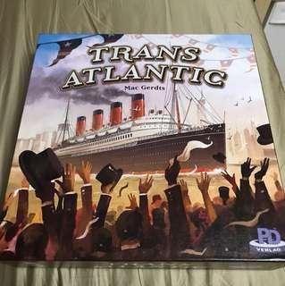 Transatlantic Board Game