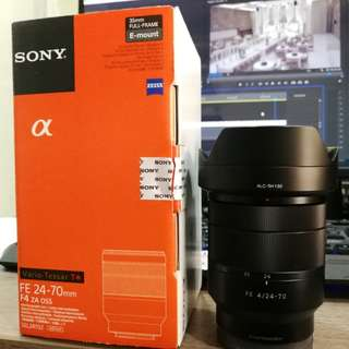 Sony FE 24-70mm ZA OSS