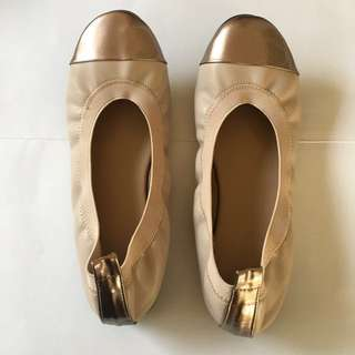 Size 8 Nude Doll Shoes