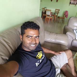 Common room for rent or room sharing with ndian Tamil guy