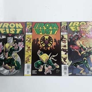 Iron Fist (1998 3rd Series) Comics Set