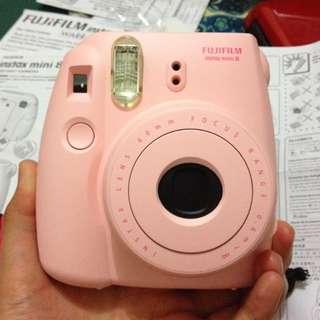 Fujifilm Instant Camera (instax mini 8) - Pink RM250.00