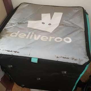 Semi Old Bird Deliveroo & Ubereats Bag