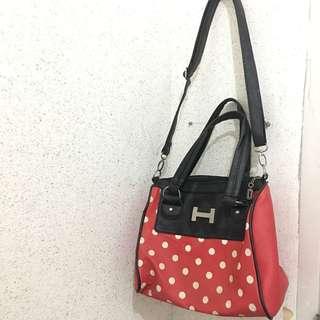 Hongkong Minnie Mouse Shoulder Bag