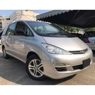 Toyota Estima 2.4 Aeras (A) Resgistered 2007