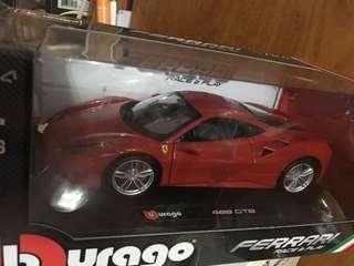 1:24 Ferrari 488 GTB
