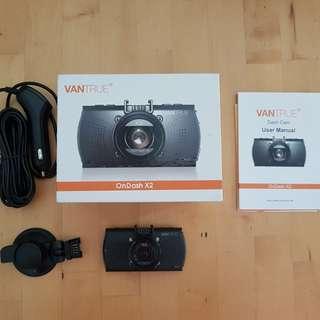Vantrue X2 2560 x 1440 Super HD Dashcam