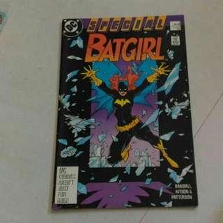DC Batman Batgirl comic