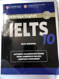 IELTS 10 with answers