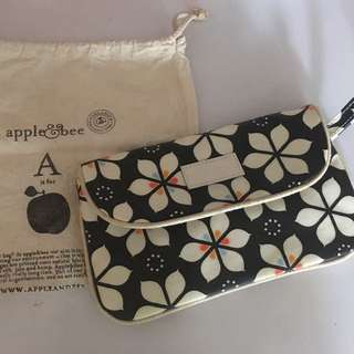 Brand New Apple & Bee Pouch