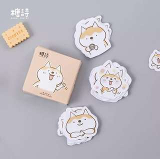 [Stickers] hashi stickers for diary and scrapbooking