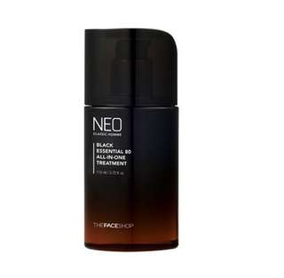 NEO CLASSIC HOMME BLACK ESSENTIAL 80 ALL IN ONE TREATMENT