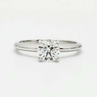 1.05ct E/VS1 diamond ring Auction