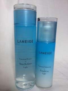 Skin Refiner & Emulsion