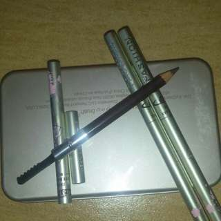 FASHIONED GIRL 2IN1 EYEBROW PENCIL