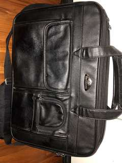 Samsonite Leather Bag for Laptop