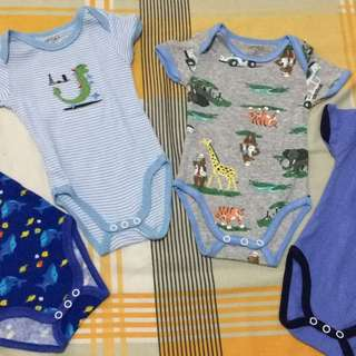 Satu Set Jumper Carters NB-3m