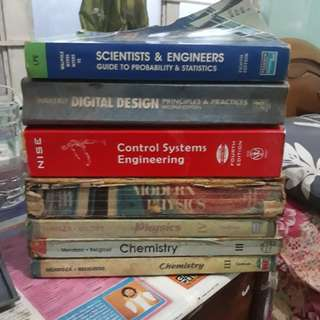 COLLEGE BOOKS ENGINEERING BOOKS