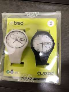 Breo watch 2隻