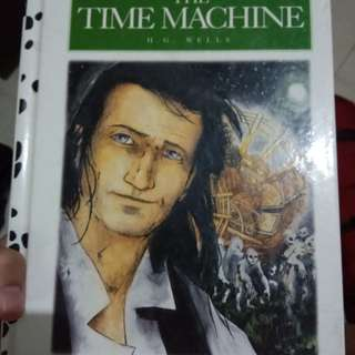 The Time Machine oleh H.G. Wells