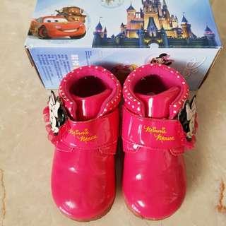 Sepatu Minnie Mouse Ori Disney