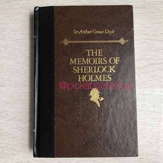 [Rare] The Memoirs of Sherlock Holmes (The World's Best Reading) - Sir Arthur Conan Doyle - Preloved