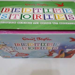 Enid Blyton Bedtime Stories (3 Bumper Books Boxed Set)