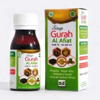 Sirup Gurah Al Afiat