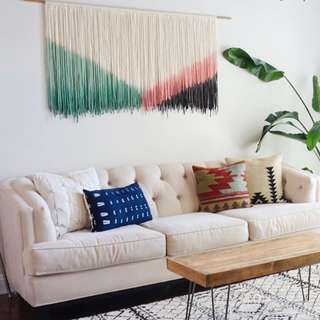 Macrame Wall Art - Rope Art
