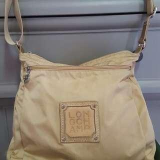 Authentic Longchamp sling