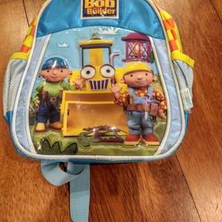 Bob the Builder Branded Kids Bag