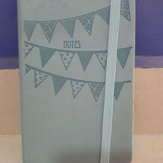(Free if buy > $20) A6 Blue Lined Notebook