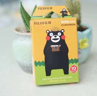 Kumamon Instax Mini Flim