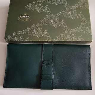 Rolex Cellini Wallet