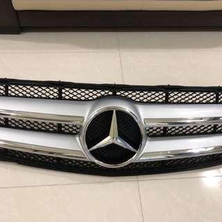 Original Mercedes GLA 2017 front grille